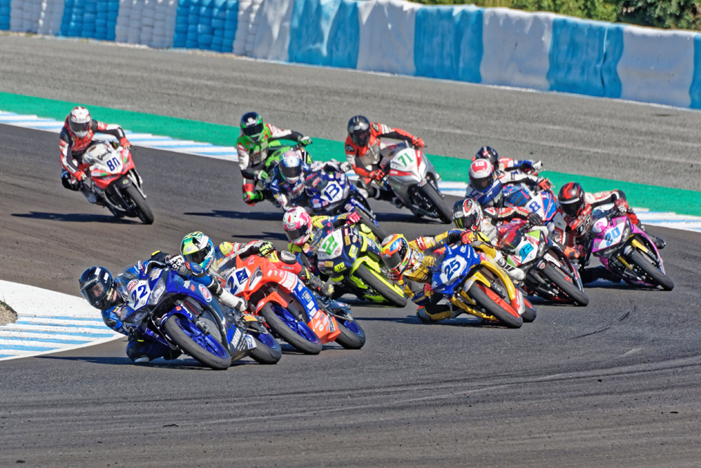 NICK KALININ FINISHED IN TOP 10 OF WORLD SUPERSPORT 300 CHAMPIONSHIP 2017