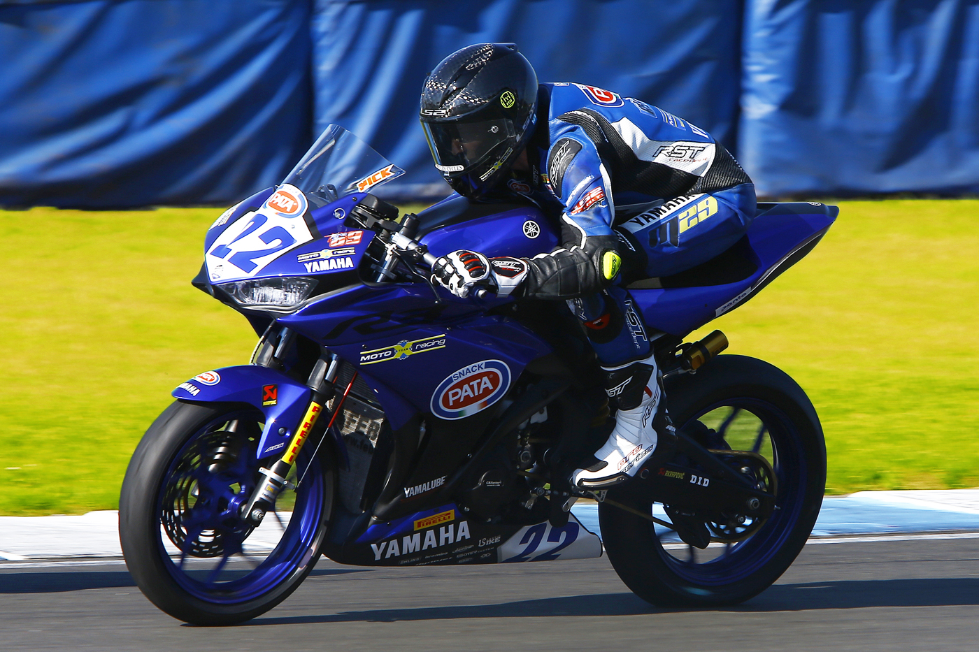 DONINGTON - NEW CHALLENGE FOR NICK KALININ