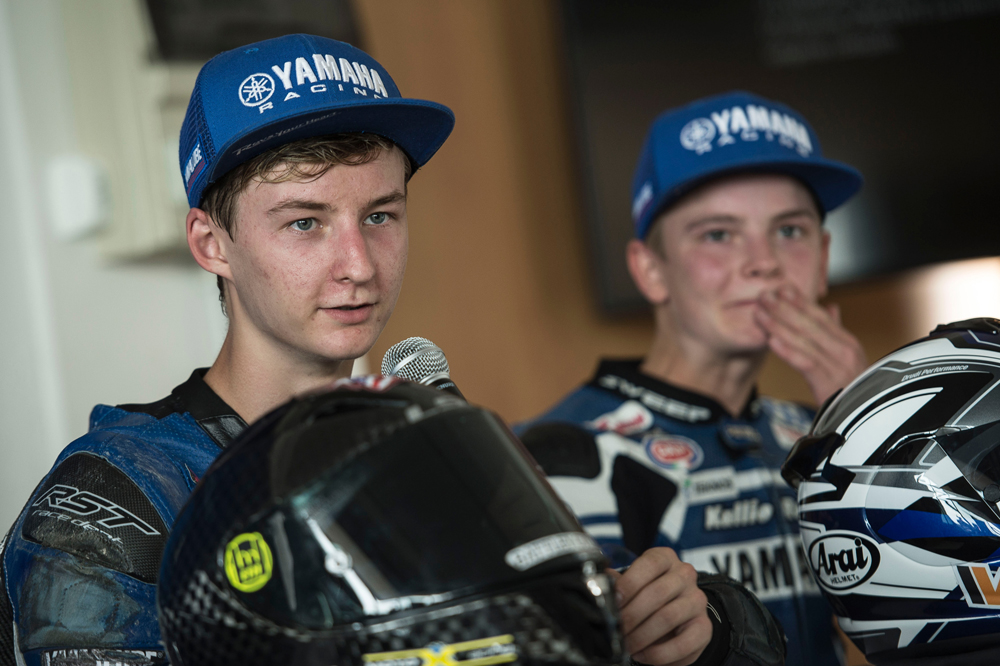 WORLDSSP300: 18-YEARS-OLD UKRAINIAN RIDER FINISHED EIGHTH AT WORLD CHAMPIONSHIP IN MISANO
